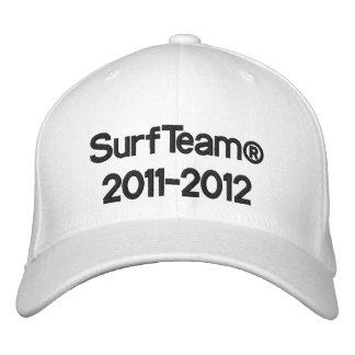 SurfTeam®2011-2012 Gorras De Beisbol Bordadas