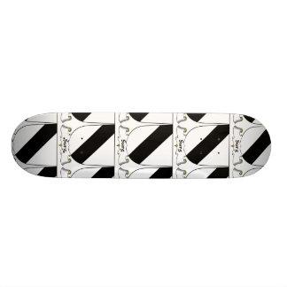 Surg Family Crest Custom Skate Board