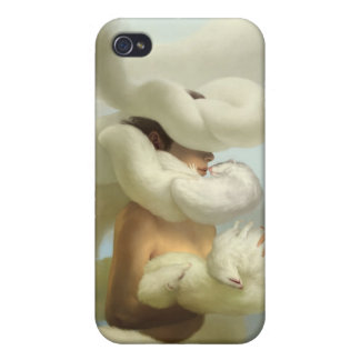 surge of fur cover for iPhone 4