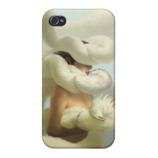 surge of fur iPhone 4 cover