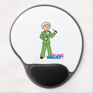 Surgeon 2 gel mouse pad