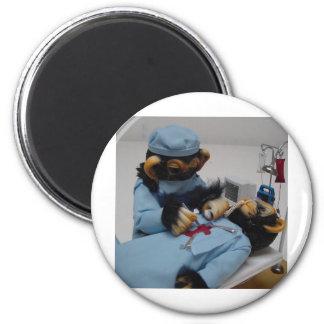Surgeon 2 Inch Round Magnet
