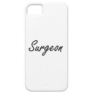 Surgeon Artistic Job Design iPhone 5 Covers