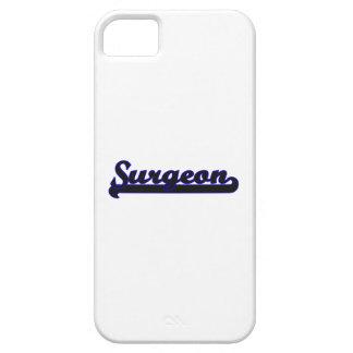 Surgeon Classic Job Design iPhone 5 Cover