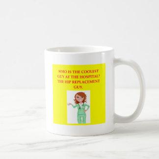 surgeon coffee mug