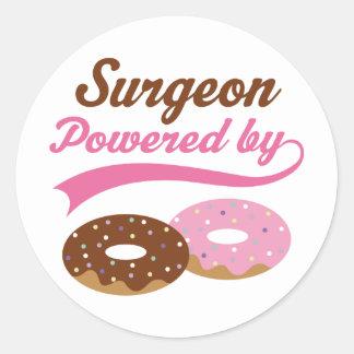 Surgeon Funny Gift Sticker