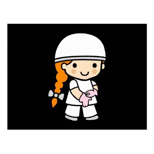 Surgeon Girl 2 Post Cards