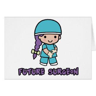 Surgeon (girl) cards