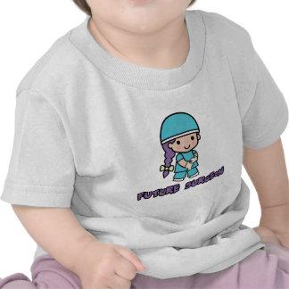Surgeon (girl) t shirts