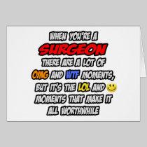 Surgeon .. OMG WTF LOL Cards