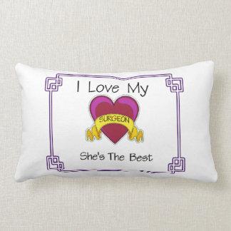 Surgeon - She's the Best Lumbar Pillow