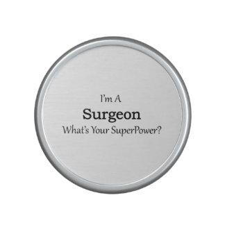 Surgeon Speaker