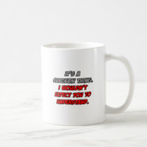 Surgeon Thing .. You Wouldn't Understand Classic White Coffee Mug