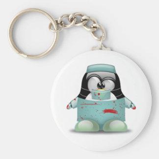 Surgeon Tux Keychain