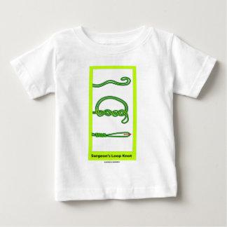 Surgeon's Loop Knot Baby T-Shirt