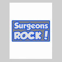Surgeons Rock! Post Cards