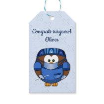 surgeowl boy - gift tags