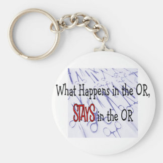 Surgery Professionals Gifts Key Chain