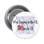 Surgery Professionals Gifts Pinback Buttons
