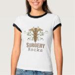 Surgery Rocks Surgeon Ringer Tee