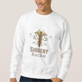 Surgery Rocks Surgeon Sweatshirt