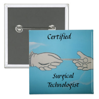 Surgery tech gifts pin