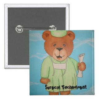 Surgery tech gifts pins