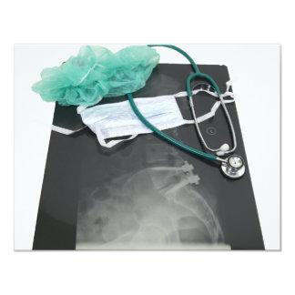 """SurgeryXRays061209 Invitación 4.25"""" X 5.5"""""""