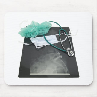 SurgeryXRays061209 Mousepads
