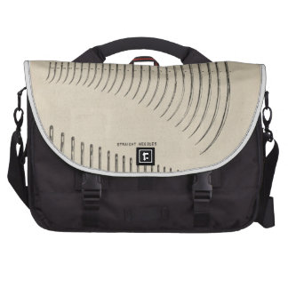 Surgical needles bag for laptop