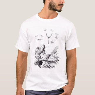 Surgical operation to amputate a leg T-Shirt