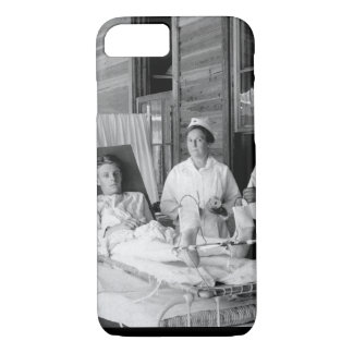 Surgical patients. Base hospital_War Image iPhone 8/7 Case
