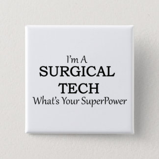 SURGICAL TECH BUTTON