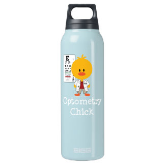 Surgical Tech Chick Insulated Water Bottle