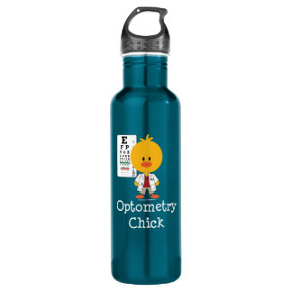 Surgical Tech Chick Stainless Steel Water Bottle