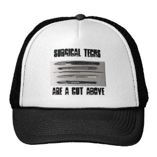 Surgical Tech Trucker Hat
