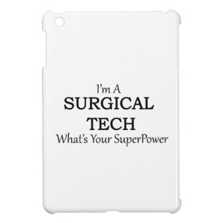 SURGICAL TECH iPad MINI COVER