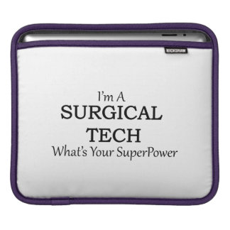 SURGICAL TECH iPad SLEEVE