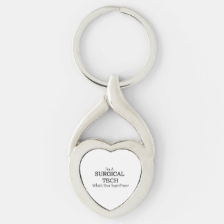 SURGICAL TECH KEYCHAIN