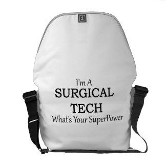 SURGICAL TECH MESSENGER BAG