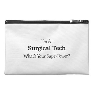 Surgical Tech Travel Accessories Bags