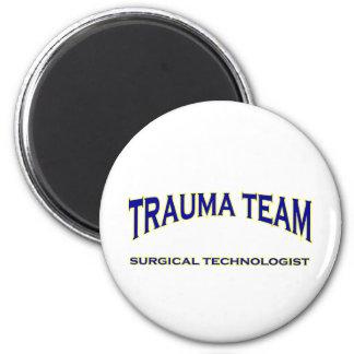 Surgical Technologist - Trauma Team (navy) Magnet