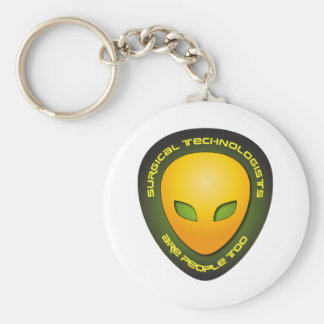 Surgical Technologists Are People Too Key Chains
