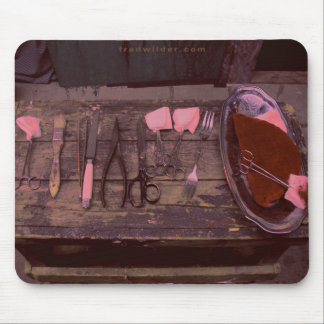 Surgical tools mouse pad