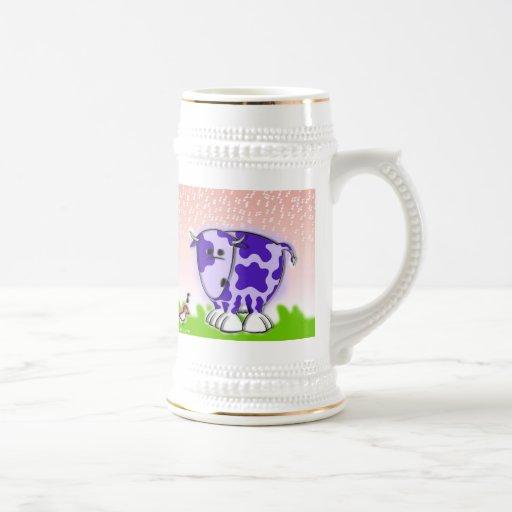 Suri la vaca tazas de café