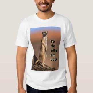 suricate tee shirt