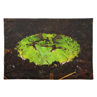 Surinam Horned Frog Ceratophrys Cornuta Placemat
