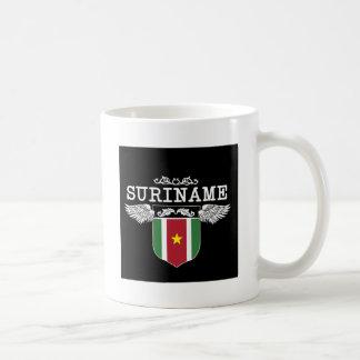 Surinam Wings Coffee Mug