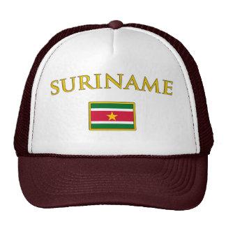 Suriname de oro gorra