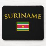 Suriname de oro tapetes de ratones